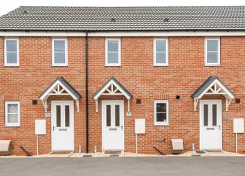 Thumbnail 2 bedroom terraced house for sale in Fir Tree Close, Selby