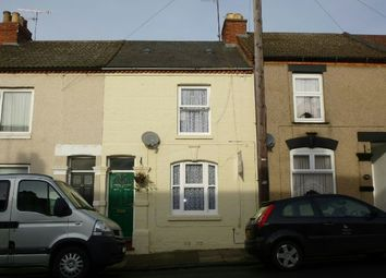Thumbnail 3 bed terraced house to rent in Salisbury Street, Northampton