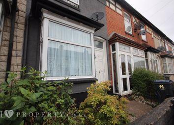 3 bed terraced house to rent in Harmer Street, Hockley, Birmingham B18