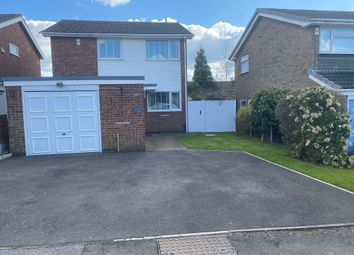 Thumbnail 3 bed detached house for sale in Greenhill Road, Greenhill, Coalville