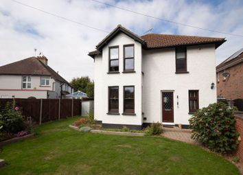 Thumbnail 4 bed detached house for sale in Detached House With Annex, Bersted Street, Bognor Regis