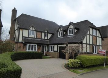 Thumbnail 5 bed detached house for sale in Scotts Farm Close, Maids Moreton, Buckingham, Buckinghamshire