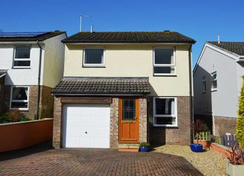 Thumbnail 4 bedroom detached house for sale in Longfield, Falmouth