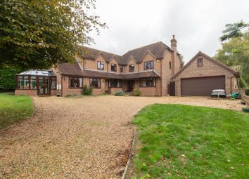 Thumbnail 6 bed detached house for sale in Balksbury Hill, Upper Clatford