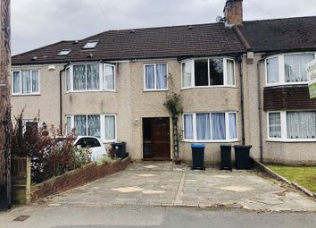 Thumbnail 3 bed terraced house to rent in Chipstead Valley Road, Coulsdon