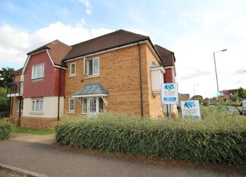 Thumbnail 2 bed flat to rent in Brisley Close, Kingsnorth, Ashford