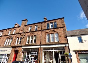 Thumbnail 3 bed flat for sale in Irish Street, Dumfries, Dumfries And Galloway