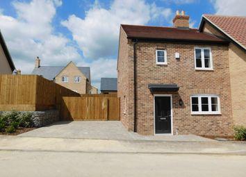 Thumbnail 2 bed semi-detached house for sale in Plot 44, 39 Hill Place, Brington