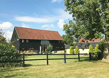 Thumbnail 4 bed barn conversion for sale in Magdalen Laver, Ongar, Essex