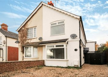 Thumbnail 1 bed semi-detached house to rent in Whitley Wood Road, Reading, Berkshire
