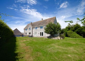 Thumbnail 4 bed detached house to rent in Wanchard Lane, Charminster