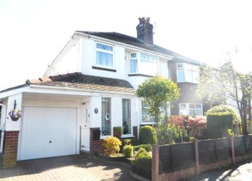 Thumbnail 3 bed semi-detached house for sale in Priory Close, Bebington