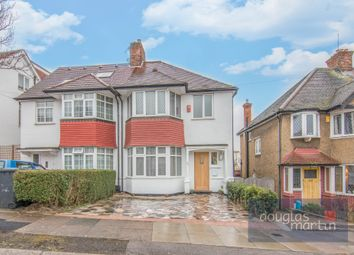 Thumbnail 3 bed semi-detached house for sale in Tithe Walk, London
