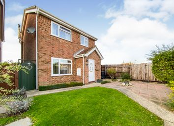 3 bed detached house for sale in Holst Mead, Stowmarket IP14
