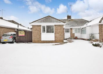 Thumbnail 2 bed semi-detached bungalow for sale in Southwood, Maidstone, Kent