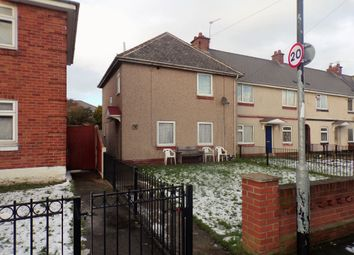 Thumbnail 3 bed terraced house for sale in Wordsworth Avenue, Hartlepool