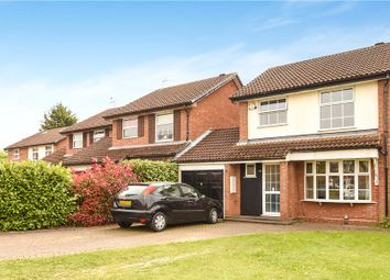 Thumbnail 3 bedroom detached house for sale in Kingsford Close, Woodley, Reading