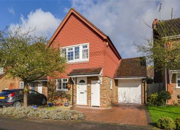 Thumbnail 3 bed detached house for sale in Grafton Way, West Molesey, Surrey