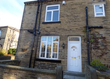 Thumbnail 2 bed terraced house to rent in Main Street, Cottingley, Bingley