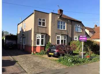 Thumbnail 5 bed semi-detached house for sale in Garden Avenue, Bexleyheath