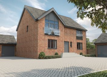 Thumbnail 5 bed detached house for sale in Hampton Gate, Friday Lane, Solihull