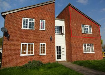 Thumbnail 1 bedroom flat for sale in Longhurst Close, Rushey Mead, Leicester