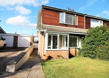 Thumbnail 3 bed semi-detached house for sale in Castle Crescent, St. Briavels, Lydney