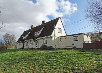 Thumbnail 3 bed semi-detached bungalow for sale in The Elms, Fovant, Salisbury