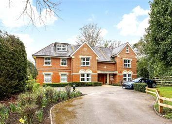 Thumbnail 2 bed flat for sale in Tall Pines, Gally Hill Road, Fleet, Hampshire