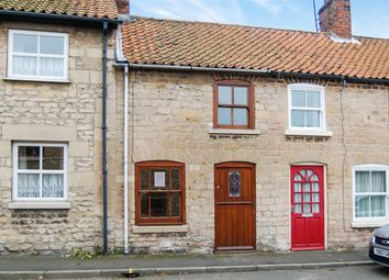 Thumbnail 2 bed terraced house for sale in Main Street, Wilsford, Grantham