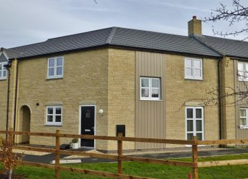 Thumbnail 3 bedroom terraced house for sale in Chepstow Court, Barleythorpe, Oakham