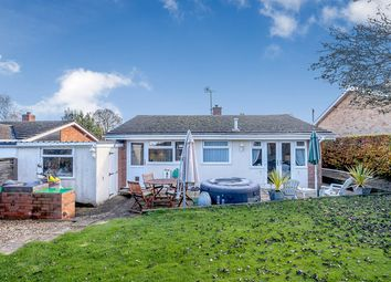 Thumbnail 2 bed detached bungalow for sale in Old Road, Bromyard