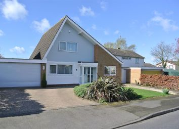 Thumbnail 3 bed detached house for sale in Newbury Close, Wigston
