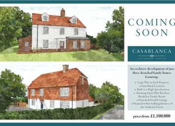 Thumbnail 4 bedroom detached house for sale in Shepherds Hill, Hartfield, East Sussex
