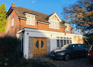 Thumbnail 3 bed detached house to rent in Torwood Lane, Whyteleafe