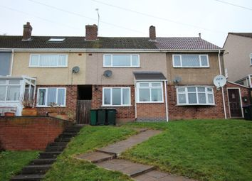 Thumbnail 2 bed terraced house for sale in Flaunden Close, Allesley Park, Coventry