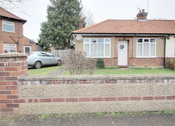 Thumbnail 2 bed bungalow for sale in Spinney Road, Thorpe St Andrew, Norwich