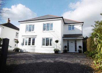 Thumbnail 4 bed detached house for sale in New Road, Gellinudd, Pontardawe, Swansea.