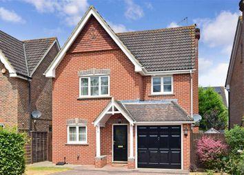Thumbnail 3 bed detached house for sale in Bridges Close, Horley, Surrey