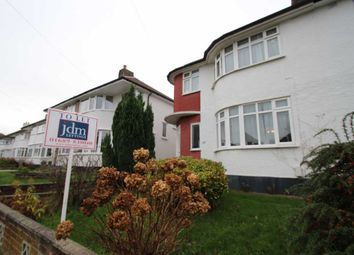 Thumbnail 3 bedroom semi-detached house to rent in Beaumont Road, Petts Wood, Orpington