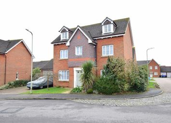 Thumbnail 5 bed detached house for sale in Caesar Avenue, Kingsnorth, Ashford, Kent