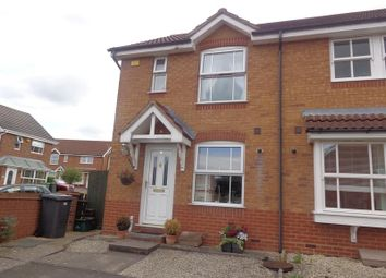 Thumbnail 2 bed terraced house to rent in Dodington Close, Barnwood, Gloucester