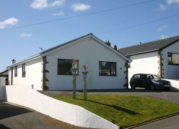 Thumbnail 3 bed detached bungalow for sale in Cae Du, Abersoch, Pwllheli
