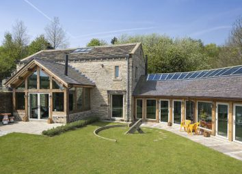 Thumbnail 5 bed detached house for sale in Woods Yard, Slaithwaite, Colne Valley