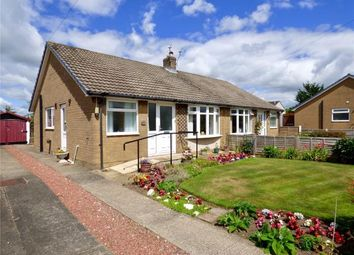 Thumbnail 2 bed semi-detached bungalow for sale in Woodlands Close, Carlisle, Cumbria