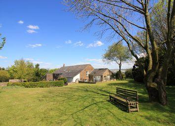 Thumbnail 5 bed farmhouse for sale in Meadow Head Lane, Darwen