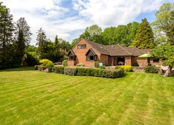 Thumbnail 4 bed detached house for sale in Andover Road, Highclere, Newbury, Berkshire
