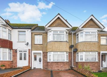 Thumbnail 3 bed terraced house for sale in Weymouth Road, Folkestone