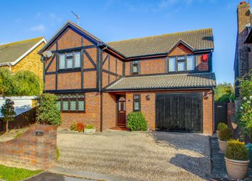 Thumbnail 4 bed detached house for sale in Kelly Road, Bowers Gifford, Basildon