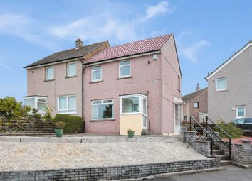 Thumbnail 2 bed semi-detached house for sale in Bruce Avenue, Johnstone